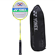ieftine Badminton-Rachete de Badminton Ultra Ușor (UL) Purtabil Înaltă Elasticitate Fibra de carbon 1 pentru