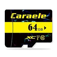 tanie Karty pamięci-Caraele 64 GB Micro SD TF karta karta pamięci Class10 CA-2