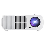 cheap -LCD Home Theater Projector LED Projector 3000lm Support 1080P (1920x1080) 32''-200'' Screen / 4:3 and 16:9 / SVGA (800x600) / ±30°