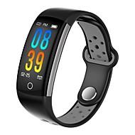tanie Inteligentne zegarki-Inteligentne Bransoletka YY-F07plus na Android 4.4 / iOS Pomiar ciśnienia krwi / Spalone kalorie / Krokomierze / Rodzajowy / Kontrola APP Pulsometr / Krokomierz / Powiadamianie o połączeniu
