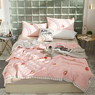 cheap Home Textiles-Comfortable Poly / Cotton Blend Poly / Cotton Blend Reactive Print 300 Tc Geometric