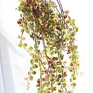 billige Kunstig Blomst-Kunstige blomster 1 Afdeling pastorale stil / Bryllup Planter Vægblomst