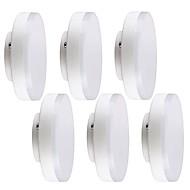 cheap LED Ceiling Lights-YWXLIGHT® 6pcs 7W 24 LEDs Easy Install LED Spotlight LED Ceiling Lights Warm White Cold White 220-240V