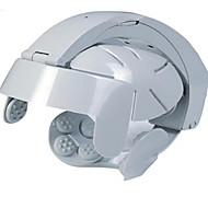 Χαμηλού Κόστους Ανακαίνιση Σπιτιού-ηλεκτρικό μασάζ κεφαλής μασάζ για το κεφάλι χαλαρώστε 30 βαθμοί βελονισμού ρυθμιζόμενο μέγεθος-ένταση-powersupply