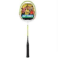 billiga Badminton-Badmintonracket Hållbar Hög Elasisitet Stål Hård aluminium 2 för