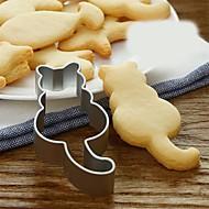 billige Bakeredskap-1pc For kjøkkenutstyr Til Småkake Rustfritt Stål Kreativ Kjøkken Gadget Høy kvalitet Pasta Verktøy