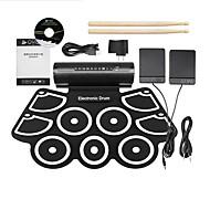 Χαμηλού Κόστους Κρουστά μουσικά όργανα-Κρουστά W760 Μουσική / USB Πλαστικά / Silica Gel