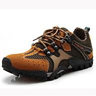 Muškarci Cipele Til Proljeće Ljeto Udobne cipele Atletičarke tenisice Planinarenje za Atletski Vanjski Sive boje Kava Svjetlosmeđ