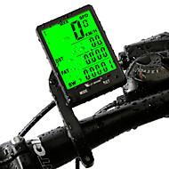 billige Sykkelcomputere og -elektronikk-WEST BIKING® Sykkelcomputer / Syklingshastighetsmåler Vanntett / Stopur / 2,8 '' stor skjerm Veisykling / Sykling / Sykkel / Fjellsykkel Sykling