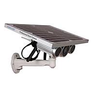 billige IP-kameraer-wanscam® 2.0mp-støtte 3g / 4g sim-kort starlight nattvisjon 1080p to batterier solenergi ip kamera med 16g tf kort