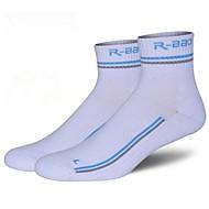 Sport čarape / atletske čarape Bicikl / Biciklizam Čarape Muškarci Anatomski dizajn / Elastičan / Protective 1 par Spring, Fall, Winter,