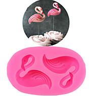billige Bakeredskap-Bakeware verktøy Silikon Multifunksjonell / 3D / Kreativ Kjøkken Gadget For kjøkkenutstyr Cake Moulds 1pc