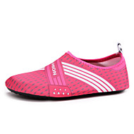 cheap Women's Athletic Shoes-Women's Unisex Shoes Elastic Satin Summer Fall Moccasin Comfort Athletic Shoes Upstream Shoes Water Shoes Fitness & Cross Training Shoes