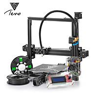 tanie Drukarki 3D-TEVO Tarantula Large Bed drukarka 3d 200*280*200mm 0.4