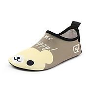 tanie Obuwie chłopięce-Dla chłopców / Dla dziewczynek Obuwie Spandeks Wiosna / Lato Wygoda Mokasyny i buty wsuwane Wzór zwierzęcy na brązowy