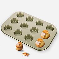 billige Bakeredskap-kjøkken Verktøy Aluminium Alloy Karbon Hurtighet / Varmebestandig Bakeform Til Kake 1pc