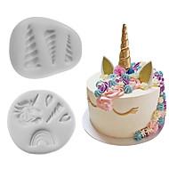 Bageværktøj Silikone Multi-funktion For Køkkenredskaber Cake Moulds 2pcs