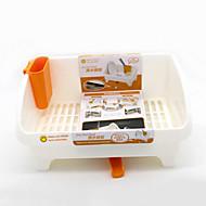 billiga Köksförvaring-Kök Organisation Ställ & Hållare Plast Lätt att använda 1st