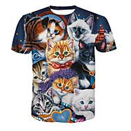 Majica s rukavima Muškarci-Aktivan Dnevno Životinja