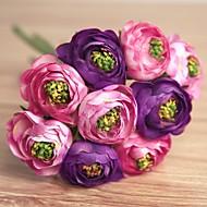 Umjetna Cvijeće 9 Podružnica Vjenčanje / Cvijeće za vjenčanje Camellia Cvjeće za stol