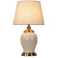 baratos -Tradicional / Clássico Decorativa Luminária de Mesa Para Cerâmica Branco
