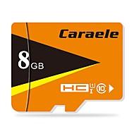 tanie Karty pamięci-Caraele 8 GB Micro SD TF karta karta pamięci Class10 CA-2