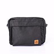 お買い得  スタッシュバッグ-男性用 バッグ PU 小型かばん ジッパー イエロー / コーヒー / マルーン