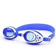 billiga Swim Goggles-Simglasögon Simglasögon Anti-Dimma Gummi PC Gul Röd Blå Ljusguld Gul Rosa Svart Guld Mörkblå Ljusblå