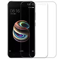 billiga Mobil cases & Skärmskydd-asia skärmskydd xiaomi för xiaomi a1 härdat glas 2 st frontskärmskydd skraplös explosionssäker 2,5 d krökt kant 9h