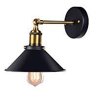 billige Vegglamper-moderne metallvegg sconces industriell vintage vegg lys cafe club bar belysning