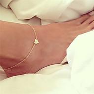 Srce Boemski stil / Bikini Kratka čarapa - Žene Zlato / Pink Boemski stil / Moda / Bikini Kratka čarapa Za Dar / Izlasci