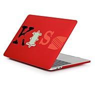 """tanie Akcesoria do MacBooka-MacBook Futerał na Romantyczne Napis Plastikowy Nowy MacBook Pro 15"""" Nowy MacBook Pro 13"""" MacBook Pro 15 cali MacBook Air 13 cali MacBook"""