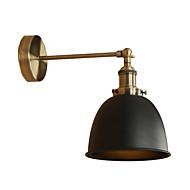 billige Vegglamper-Anti-refleksjon Retro / vintage / Land / Moderne / Nutidig Vegglamper Stue / butikker / cafeer Metall Vegglampe 110-120V / 220-240V 4W