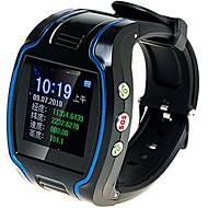 billiga Personlig säkerhet-GPS-spårare Plastik GPS-positionering Null GPRS