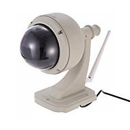 Χαμηλού Κόστους Wanscam-wanscam® αδιάβροχο 720p 1.0mp ptz ασύρματη κάμερα ασφαλείας ip (15m νυχτερινή όραση / συναγερμός / p2p / υποστήριξη 128GB κάρτα tf)