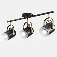 billige Spotlys-QIHengZhaoMing Moderne Spotlys Omgivelseslys 110-120V / 220-240V, Varm Hvit / Kald Hvit, Pære Inkludert