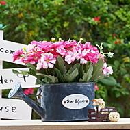 billige Kunstig Blomst-Kunstige blomster 1 Afdeling pastorale stil Krysantemum Bordblomst
