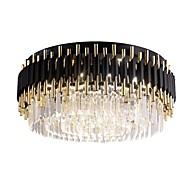 billige Taklamper-QIHengZhaoMing Takplafond Omgivelseslys Malte Finishes Metall Krystall 110-120V / 220-240V Varm Hvit Pære Inkludert / Integrert LED