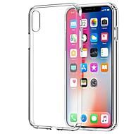 VORMOR Hülle Für Apple iPhone X / iPhone 7 Transparent Rückseite Solide Weich TPU für iPhone X / iPhone 8 Plus / iPhone 8