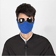 billige Balaclavas og ansiktsmasker-Ansiktsmaske Alle årstider Sykling / Hold Varm / Støvtett Camping & Fjellvandring / Utendørs Trening / Sykling / Sykkel Unisex Polyester