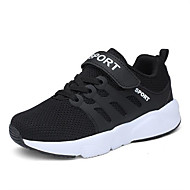 baratos Sapatos de Menino-Para Meninos Sapatos Malha Respirável Primavera Conforto para Branco / Preto / Azul Escuro