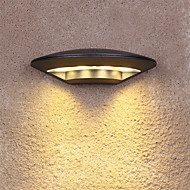 billige Vanity-lamper-OYLYW Mini Stil LED / Moderne / Nutidig Vegglamper / Baderomsbelysning Stue / Soverom / Innendørs Metall Vegglampe 85-265V 3W
