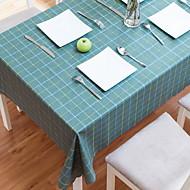 billige Duker-Moderne Kvadrat Duge Geometrisk Borddekorasjoner 1 pcs
