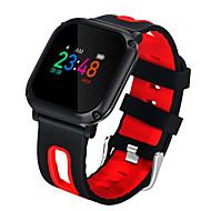 tanie Inteligentne zegarki-Inteligentny zegarek STDB09 na Android 4.3 i nowszy / iOS 7 i nowsze Pulsometr / Pomiar ciśnienia krwi / Spalone kalorie / Długi czas czuwania / Ekran dotykowy Krokomierz / Powiadamianie o połączeniu