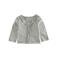 billige Sweaters og cardigans til babyer-Baby Unisex Trykt mønster Langærmet Trøje og cardigan