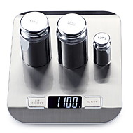 baratos Ferramentas de Medição-Organização de cozinha Bandejas de dica Aço Inoxidável Fácil Uso 1pç
