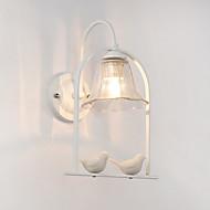 billige Vegglamper-Nytt Design Moderne / Nutidig Vegglamper Stue / Soverom Metall Vegglampe 220-240V 40W