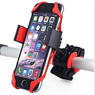 ieftine Mânere-Montare Telefon Bicicletă Bicicletă montană silicagel Rosu - 1 pcs