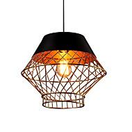 billiga Belysning-OYLYW Utomhus Hängande lampor Fluorescerande - Ministil, 110-120V / 220-240V Glödlampa inte inkluderad / 0-5㎡ / E26 / E27