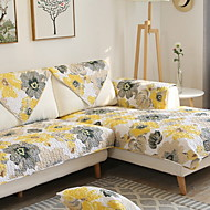 Sofa Cushion Floral Reactive Print Cotton / Polyester Slipcovers